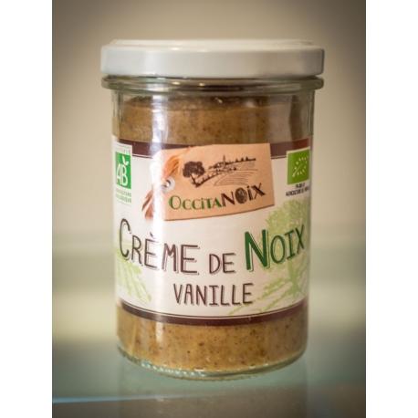 Créme de noix vanille