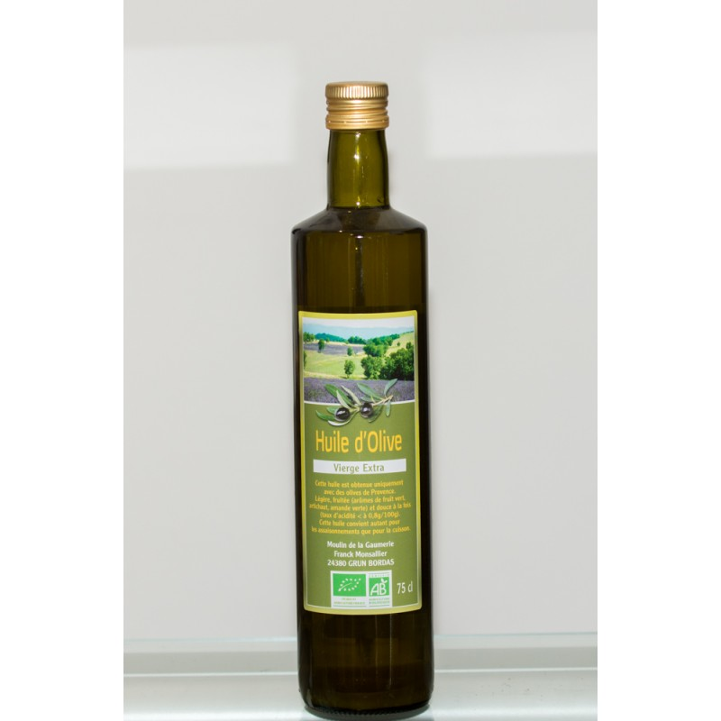 Huile d 39 olive de provence bio joli for Huile d olive salon de provence